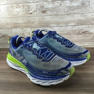 Hoka One One Bondi 5 Womens Size 9.5 Running Shoe